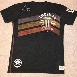 American fighter by affliction size medium T-shirt